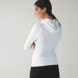 Lululemon reversible In Flux Jacket  White